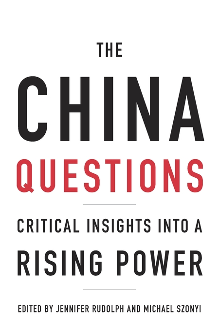 Cover of The China Questions