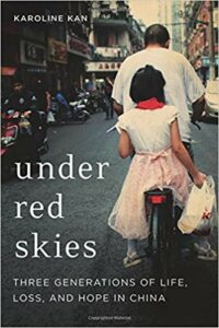 Under Red Skies by Karoline Kan