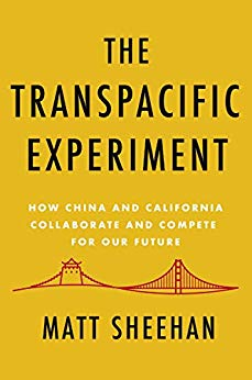 Review of The Transpacific Experiment by Matt Sheehan